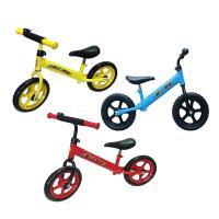 【MIT台灣童車】幼兒平衡車 (黃、紅、藍) J-800