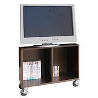 頂堅 寬60公分(活動式)電視櫃 收納櫃 書櫃 置物櫃(附四個有剎工業輪)-三色可選
