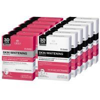 台塑生醫 Dr's Formula亮白肌淨膚面膜12入組(熊果素*6盒+紅石榴*6盒)
