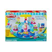 任-【 Play-Doh 培樂多黏土 】聖代冰淇淋遊戲組