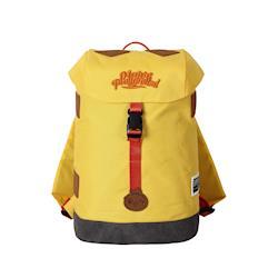 【HappiPlayGround】街頭探險家 兒童背包 (香蕉黃)