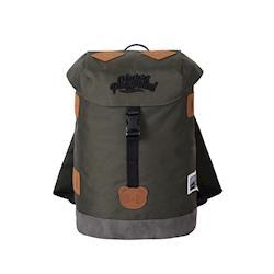 【HappiPlayGround】街頭探險家 兒童背包 (叢林綠)