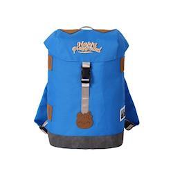 【HappiPlayGround】街頭探險家 兒童背包 (海洋藍)