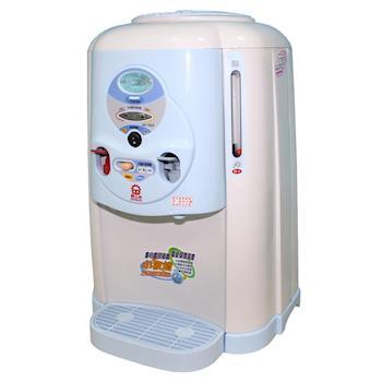 晶工牌全開水溫熱開飲機/飲水機   JD-1503
