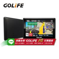 GOLiFE GoPad 5S 多功能智慧Wi-Fi 5吋聲控導航平板機(送LED手持風扇)