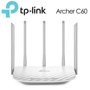 TP-LINK Archer C60 AC1350無線雙頻路由器