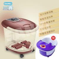 日本SANKi  SPA足浴機 + 中桶足浴機(隨機)