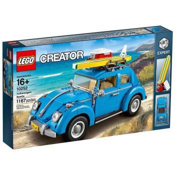 【 樂高積木 LEGO 】《 LT10252 》創意大師 Creator 系列 - Volkswagen Beetle 金龜車