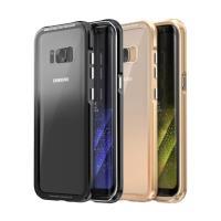 水漾 Glass Samsung S8 Plus 金屬邊框玻璃背蓋保護殼