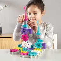 美國Learning Resources 轉轉齒輪建構系列-童話城堡