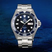 ORIENT東方 Sport 200米潛水機械錶 藍 41.5mm FAA02005D