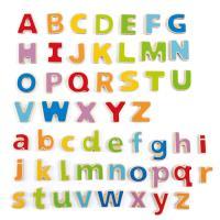 德國【Hape愛傑卡】- ABC磁鐵字母