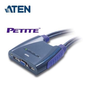 ATEN 4埠 USB KVM多電腦切換器 (CS64US)