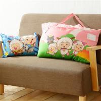 HO KANG 幼教兒童睡袋-SY郊遊粉
