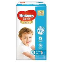Huggies好奇尿布 耀金級清新乾爽紙尿褲XL(44片x4包/箱)