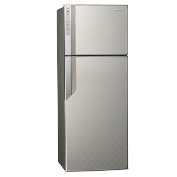 送吸濕毯★ Panasonic國際牌 一級能效 485公升雙門變頻冰箱(銀河灰)NR-B489GV-S