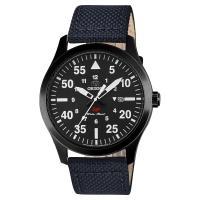 ORIENT東方 SP 飛行運動石英錶 灰x黑 42mm FUNG2003B