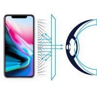 RetinaGuard 視網盾 iPhone X / Xs 防藍光保護膜 (透明款)