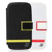 ZENUS SAMSUNG GALAXY S3 紳士名媛 書本式皮套