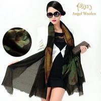 Angel Woolen 100%Cashmere羊絨手繪工藝披肩 圍巾(共六款)