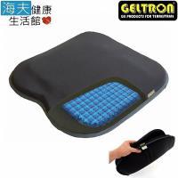 【海夫健康生活館】日本原裝 Geltron Breeze 凝膠靠墊 舒壓靠墊 (GTC-B)