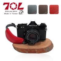 70L DHS01真皮單眼相機手腕帶