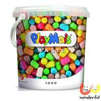 【 Playmais 】玩玉米創意黏土 超值桶