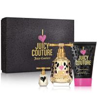 Juicy Couture I LOVE JUICY COUTURE 香氛禮盒-送品牌紙袋