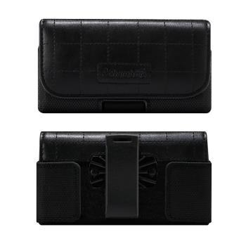 第二代Pro Achamber型男旋轉腰夾腰掛橫式皮套 For Sony Xperia XZ1/XZS/XZ