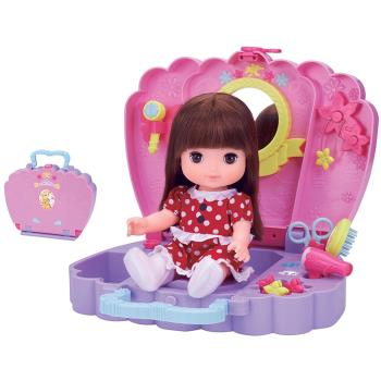 【 Disney 迪士尼 】知育娃娃系列 - 樂佩的美髮沙龍