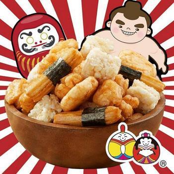 任-豆之家-翠果子 相撲米果(植物五辛素)(375g)
