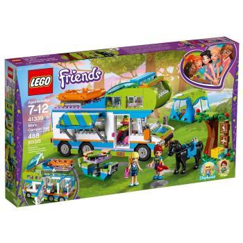 【 樂高積木 LEGO 】《 LT41339 》Friends 姊妹淘系列 - 米雅的露營車