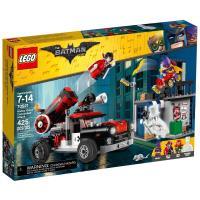 【樂高積木 LEGO】《LT70921》Batman Movie 樂高蝙蝠俠電影系列 - Harley Quinn Cannonball Attack