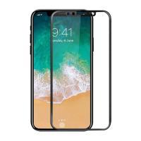 Cooyee Apple iPhone X 3D滿版玻璃貼(亮面)(全膠)