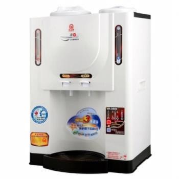 晶工牌10.4L 溫熱全自動飲機/飲水機  JD-3601