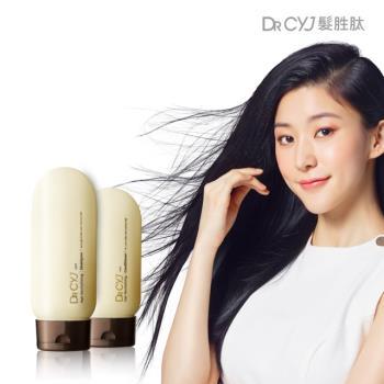 DR. CYJ 髮胜肽 賦活洗護超值組(賦活洗髮精 150ml +賦活護髮素 110ml)