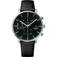 ISSEY MIYAKE 三宅一生 C系列 時間軌跡三眼計時腕錶(黑/42mm) VD57-0620C NYAD003Y