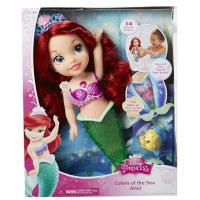【 Disney 迪士尼 】閃耀愛麗兒聲光戲水娃娃