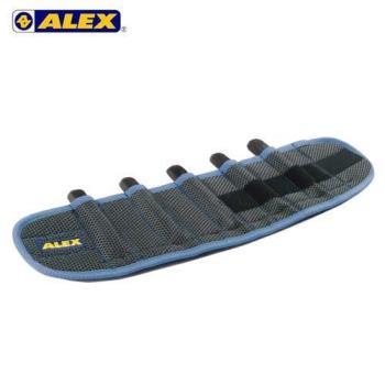 ALEX 第二代十格式加重綁腿-台灣製 加重器 調整式 健身 肌力訓練 藍