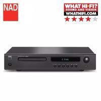 英國NAD Hi-Fi高階CD播放器(黑)  C546BEE