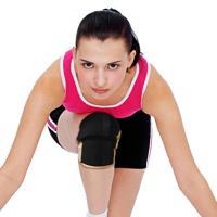TAZCO- 膝部能量舒活帶-( S-M / L-XL)