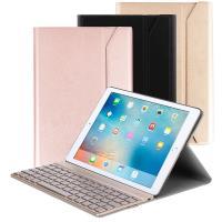 Apple 蘋果 分離式鋁合金藍牙鍵盤/皮套 iPad/Pro9.7吋/Air2/Air專用尊榮型二代