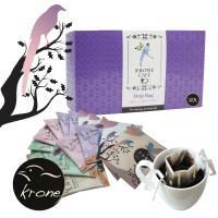 Krone皇雀 阿拉比卡濾掛式手沖咖啡時尚禮盒組10g(12入)~加碼送送燙金/雕花紅包袋