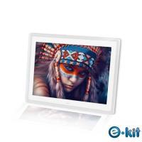 逸奇e-Kit15吋相框電子相冊-透明邊框白色款 DF-V801_TW