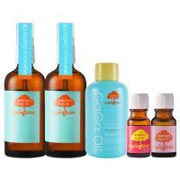 Morocco GaGa Oil 摩洛哥秀髮油100mlX2(多款可選)+贈量身訂做洗髮精100ml+髮油10mlX2