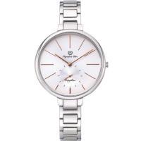 Olympia Star 奧林比亞之星-奧林比亞之星 時尚曲線小秒針腕錶 28031MS