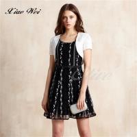 CHENG DA 春夏專櫃精品女裝時尚流行短袖洋裝