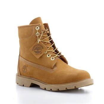Timberland小麥黃6吋防水男靴10066713