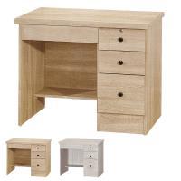 Bernice-馬汀3尺簡約四抽書桌/工作桌(兩色可選)