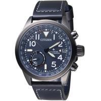 星辰CITIZEN PROMASTER GPS衛星對時限量腕錶 CC3067-11L